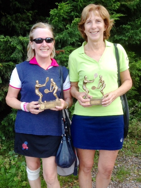 Club Championship 2015 Doubles